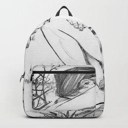 Sorrow (After Vincent Van Gogh)  Backpack