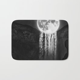 MoonFall Bath Mat