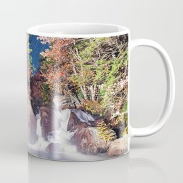 Flowing From the North Coffee Mug