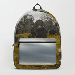Old Burial Hill, Salem, MA Backpack