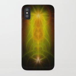 Eridanus - Flow of Life iPhone Case