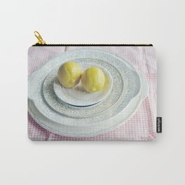 A Pair of Lemons Carry-All Pouch