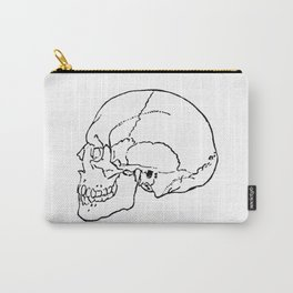 Skull 1 Carry-All Pouch