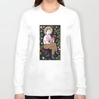 religion Long Sleeve T-shirts featuring Religion by grace milk 💐
