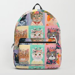 Cat land Backpack