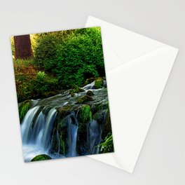 Fairytale forest fantasy Stationery Cards