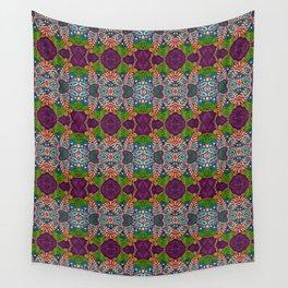 Gypsy Flower Wall Tapestry
