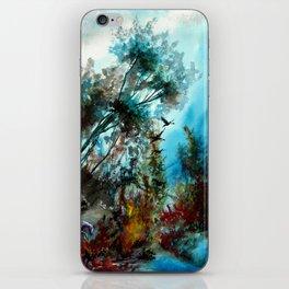 Vergangenheit iPhone Skin