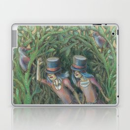 Double Blind II:  A Journey of the Senses Laptop & iPad Skin