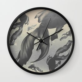 Devilfish Wall Clock