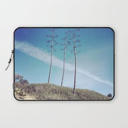 San Clemente Trees Laptop Sleeve