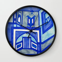 Take me to Persian Miniature Wall Clock