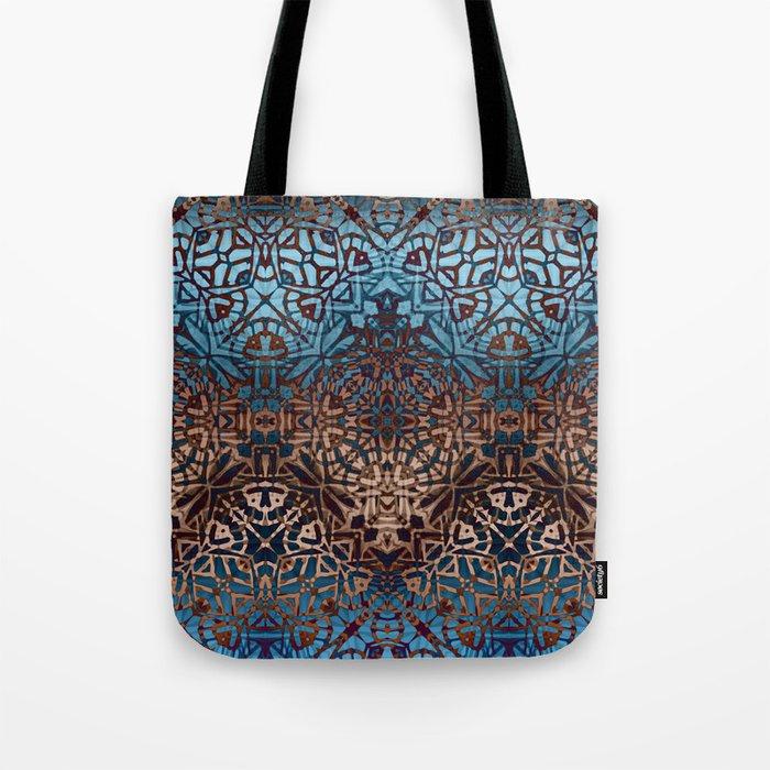 Ethnic Tribal Pattern G329 Tote Bag