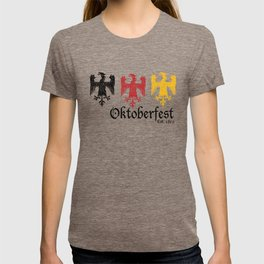 Oktoberfest Est. 1810 T-shirt