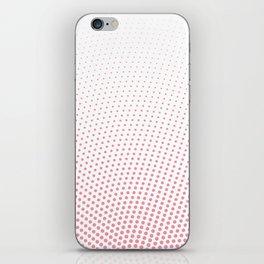 Intensive phobia: Pink iPhone Skin