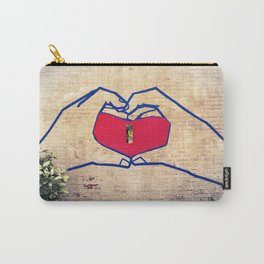 Love (edited) Carry-All Pouch
