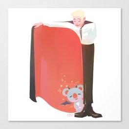Vamp Canvas Print