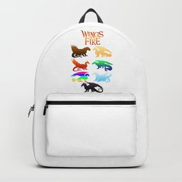 Wings of Fire Tribes Backpack
