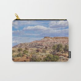 Breathe Deeply Carry-All Pouch