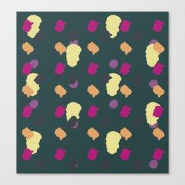 BOLD NATURE V5 Canvas Print