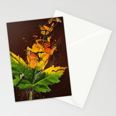 Monarchs Stationery Cards