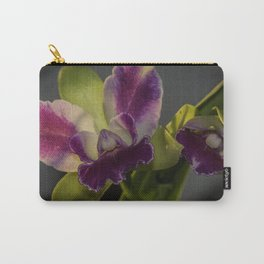 Outrageous Orchid Carry-All Pouch