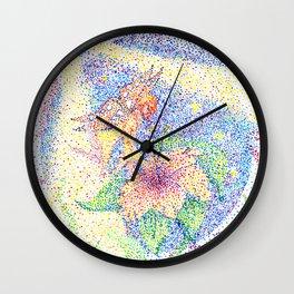 Summer Spirit, a fairy Wall Clock