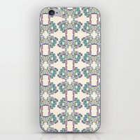 buildings iPhone & iPod Skins featuring Buildings by MissSOTOKA