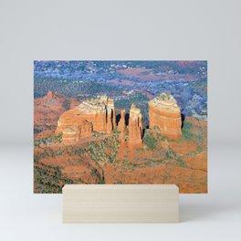 Cathedral Rock Mini Art Print
