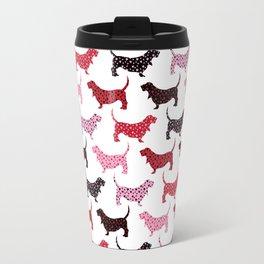 Lovely Bassets Travel Mug