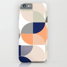 Geometrica 4 iPhone Case
