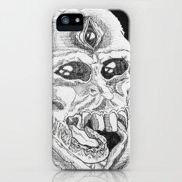 Ha . iPhone Case