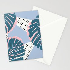 Tropical 80s Stationery Cards