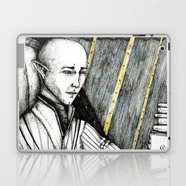 Fen'harel's sketchbook Laptop & iPad Skin
