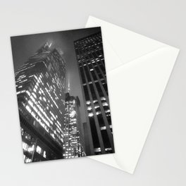 Synthetic Stars Stationery Cards