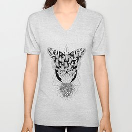 Metamorphosis Unisex V-Neck