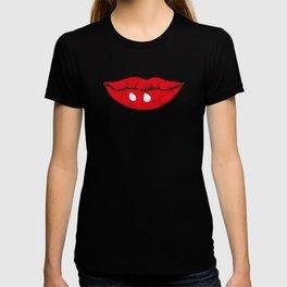 Kiss Me Angelina T-shirt