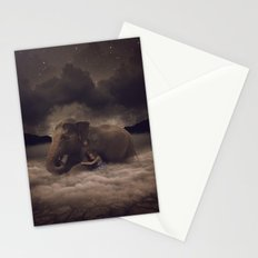 Having a Soft Heart In a Cruel World II Stationery Cards