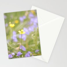 pretty florals Stationery Cards