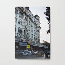Calcutta Metal Print