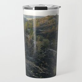 Burnt Travel Mug