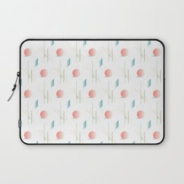 Swimming Pools and Coral Suns Laptop Sleeve