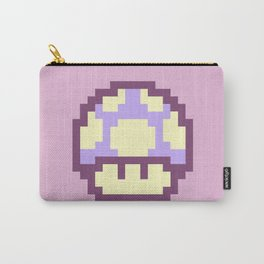 Mushroom 3 Carry-All Pouch