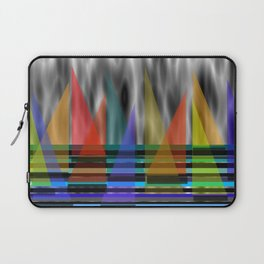 Wind In My Sails Laptop Sleeve