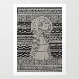 KL-1.3  Art Print