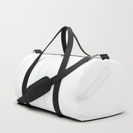 Future Cat Lady Whiskers Duffle Bag
