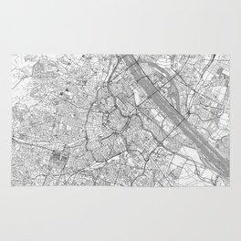 Vienna Map Line Rug