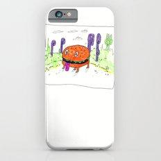burger dog iPhone 6s Slim Case