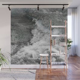 The River Wall Mural