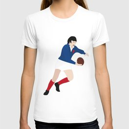 Rugby Champagne, le French Flair T-shirt